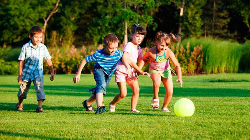 Ventajas de llevar a tu hijo al parque